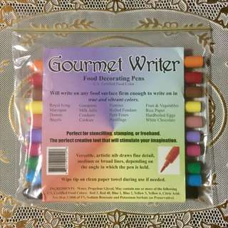 AmeriColor® Gourmet Writer™ Pen Set (10 colored pens)