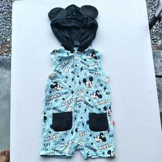 Romper Mickey&minnie
