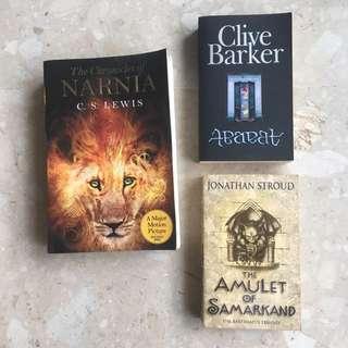 Narnia Abarat Samarkand