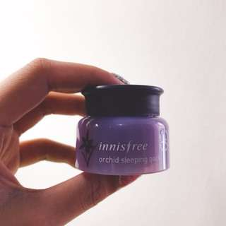 Innisfree Orchid Enriched Sleeping Pack
