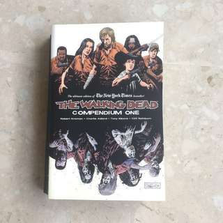 MINT The Walking Dead Compendium One
