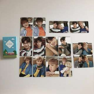 ASTRO 1ST ASTROAD TO SEOUL OFFICIAL CONCERT PHOTOCARD SET