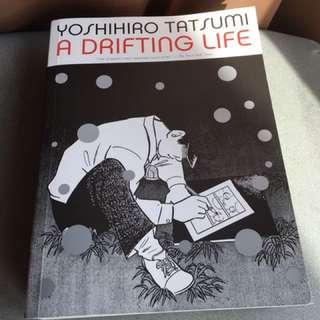 Mint Yoshiro Tatsumi A Drifting Life