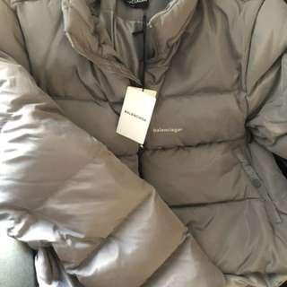 Balenciaga jacket 46