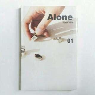 Seventeen Alone Album