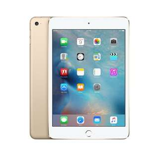 Ipad Mini 4 128gb Gold