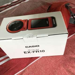 Casio Exilim EX-FR10