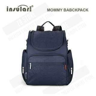 Insular Mummy Diaper Bag Backpack