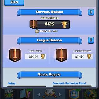 Clash Royale Trophy Boosting