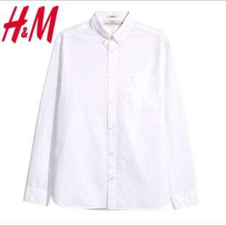 Kemeja H&M Regular Fit