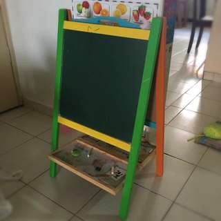 Kids Black/White Board
