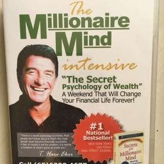 BN:Millionaire mind intensive DVD