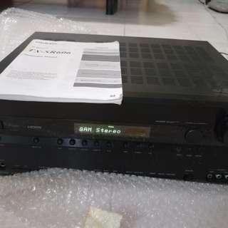 ONKYO TX-SR606 AV receiver Ampli Tuner