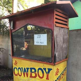 RUSH Sale FOod Booth