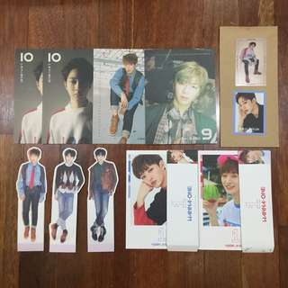 [WTT/WTS] WANNA ONE NOTHING WITHOUT YOU AND TO BE ONE