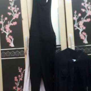 Jamsuit panjang keren ori zara limited edision