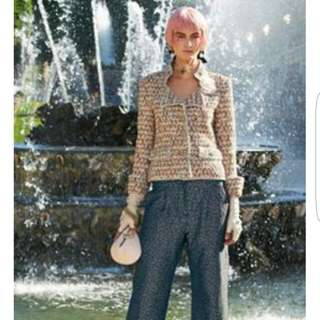 Chanel 2013 Cruise Collection Tweed Jacket