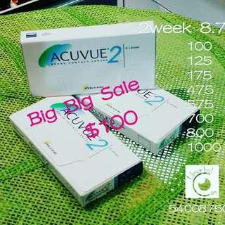 Acuvue2 2week Con