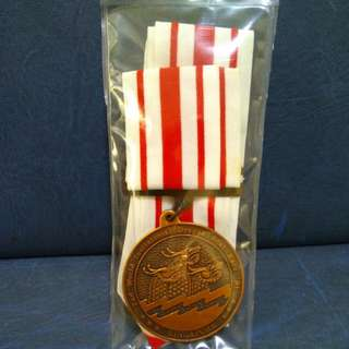 2nd World Dragon Boat Medal