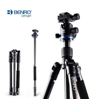 百諾 IF28+ iFoto 套裝系列 相機 三腳架 腳架