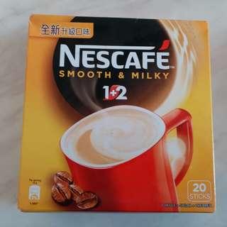 雀巢 咖啡 奶滑口味
