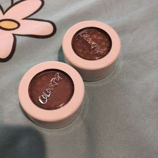 Colourpop Super Shock Shadow wattles lala