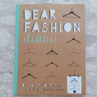 Brand New Dear Fashion Diary