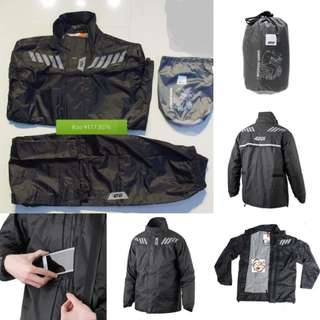 2001*** Givi Raincoat RRS04 Black 🤣🤣Thanks To All My Buyer Support 👌👌