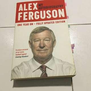 Alex Ferguson's biography