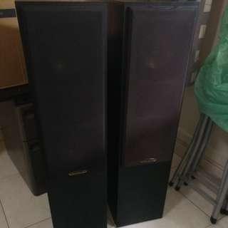 Accusound standing speaker OM-700