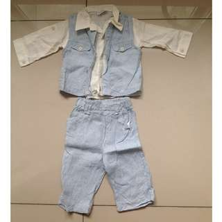 Boy's 3pcs Set