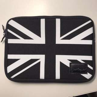 ipad mini case chocoolate 英國旗 保護套