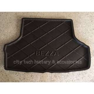 Perodua Bezza luggage tray