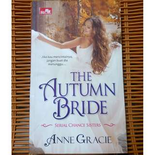 Novel The Atumen bride ( anna grace )