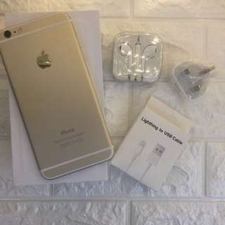 Iphone6plus 16g black 100%original 99%new 12.