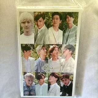 EXO Poster Card 0T12