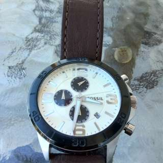 Fossil Authentic Chronograph Watch like Guess, Esprit, Swatch, Casio, Seiko, Citizen, Michael Kors