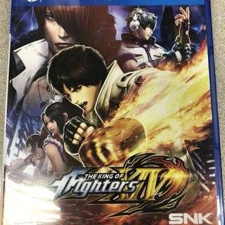 King of fights PS4 拳皇 非常新浄