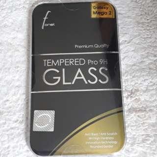 Fonel Tempered Glass Pro 9H Samsung Mega 2