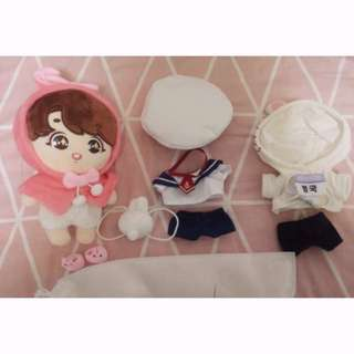 BTS Jungkook Dolls (Full set)