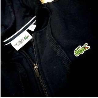 Authentic Lacoste Sport Jacket Hoodie