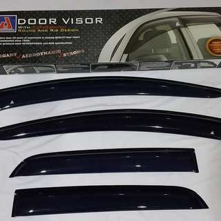 Bezza Door Visor