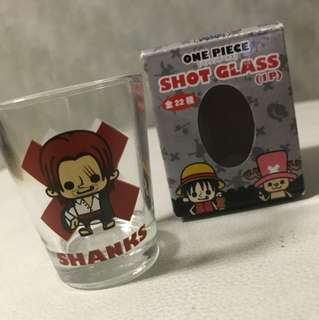 Shanks | One Piece | Collectible Shot Glass 1pc