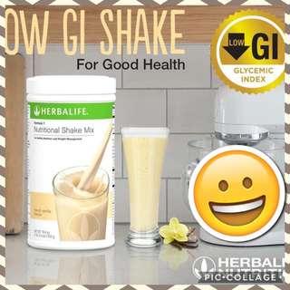 Herbalife F1 Nutrition Shake