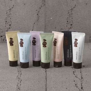 [WTS] INNISFREE COLOR CLAY MASKS