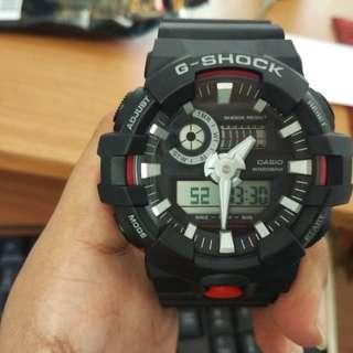 Gshock GA-700-1A