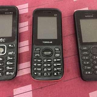 Extra phones
