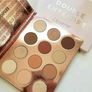 Double Entendre Eyeshadow Palette