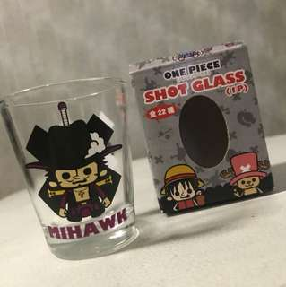 Mihawk | One Piece | Collectible Shot Glass 1pc