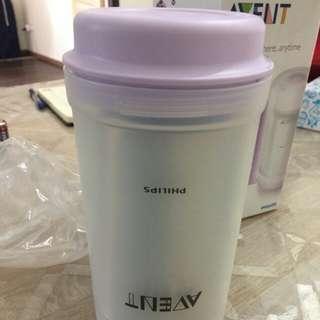 Thermal Milk Bottle Warmer SCF256/00